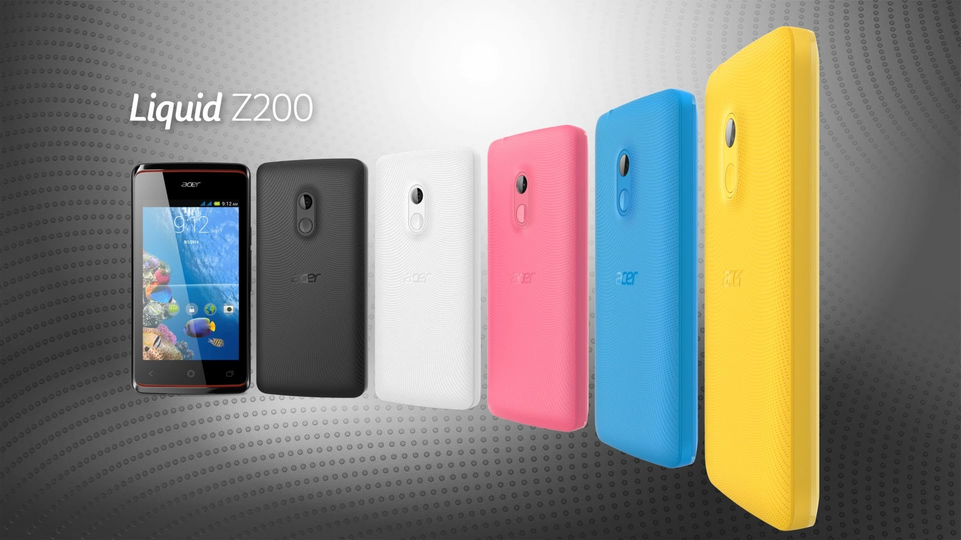 Acer Liquid Z200 Is Available In Europe